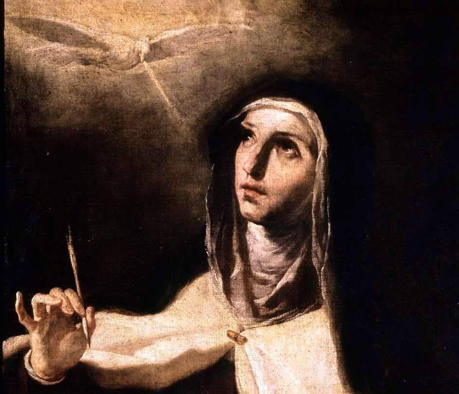Sta Teresa y el imperativo de lo real