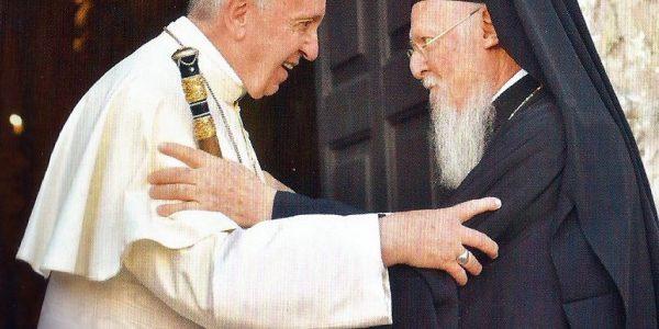 Abrazo ecuménico